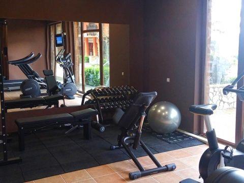 Фитнес салон